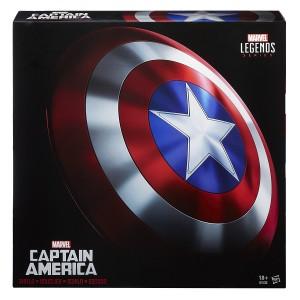 Escudo del Capitán América Marvel Legends Hasbro B7436EU4