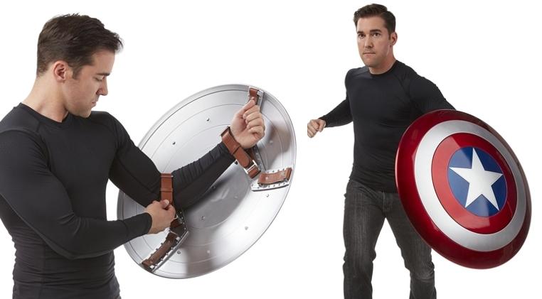 Escudo del Capitán América de Hasbro