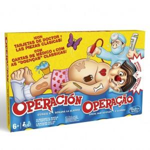 Juego Operación de Hasbro