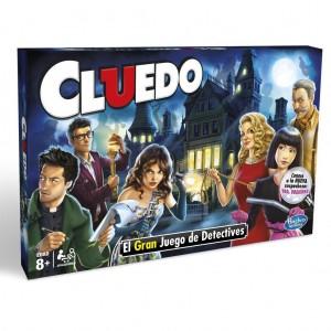 Juego de mesa Cluedo de Hasbro