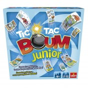Juego de mesa Tic Tac Boom Junior de Goliath