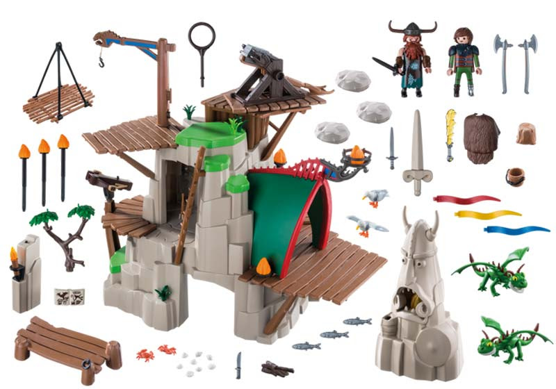 Mema de Playmobil 9243 contenido