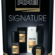 Pack regalo Axe Quattro Signature