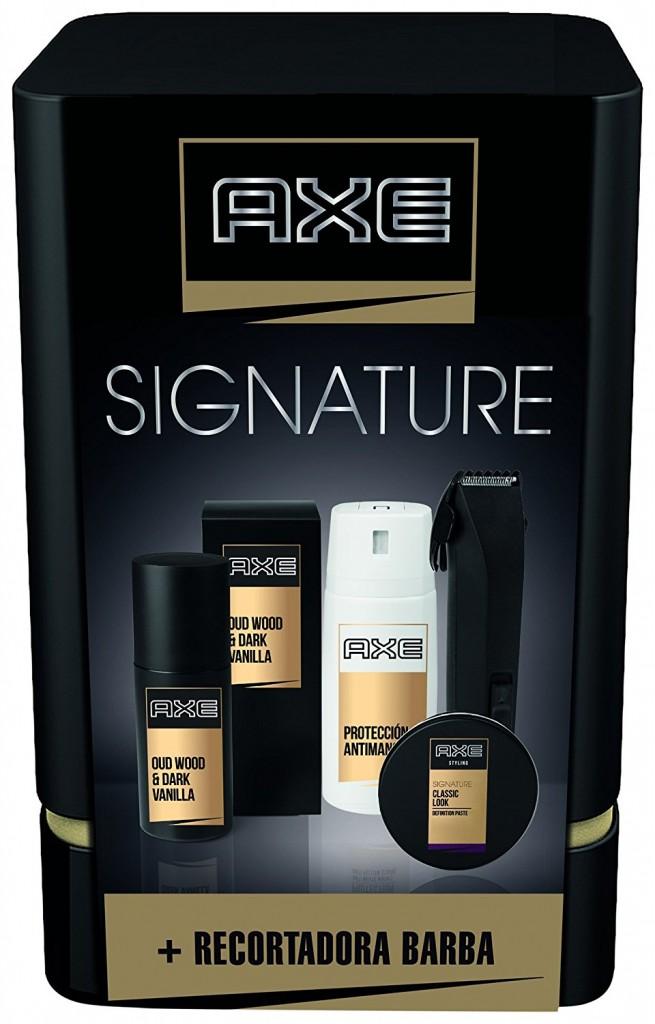 Pack regalo Axe Quattro Signature