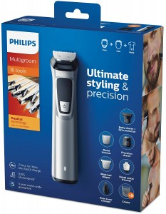 Recortador de barba y precisión 16 en 1 Philips MG7730 15