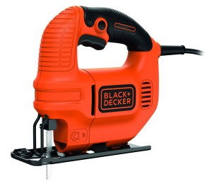 Sierra de calar Black and Decker KS50