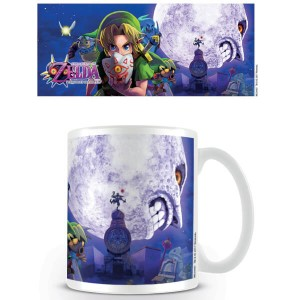 Taza The Legend of Zelda Majora's Mask