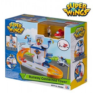 Torre de control Super Wings