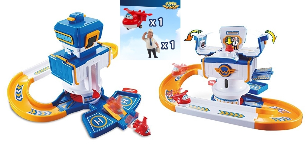 Torre de control de Super Wings