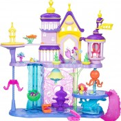 Castillo Canterlot y Mar My Little Pony Hasbro