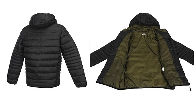 Detalles chaqueta Kappa 303T3R0-900
