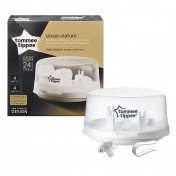 Esterilizador para microondas Closer to Nature de Tommee Tippee 423610