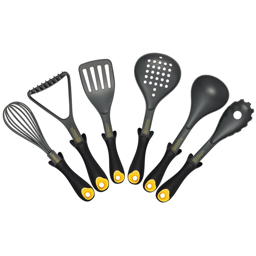 Juego de utensilios de cocina Zestkit ZK-AS7 contenido