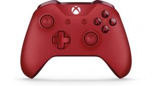 Mando Inalámbrico Xbox Rojo