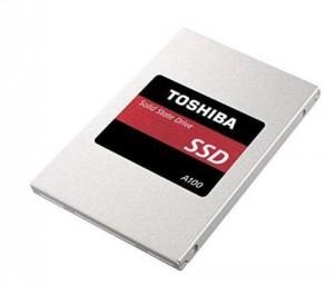 Disco Duro SSD 240GB Toshiba A100