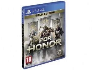 For Honor Gold Edition para PS4