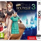 Juego New Style Boutique 3 Estilismo para celebrities para Nintendo 3DS