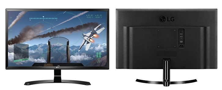 Monitor LG 27UD58-B