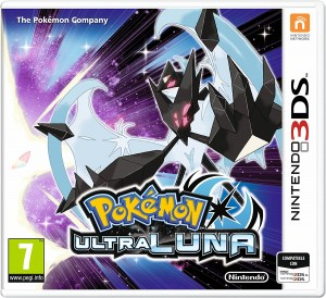 Pokémon Ultraluna Nintendo 3DS