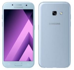 Samsung A3 2017 azul