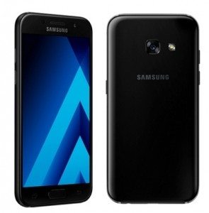 Samsung A3 2017 negro