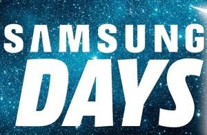 Samsung Days en Media Markt