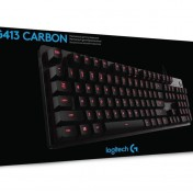 Teclado Logitech G413 Carbon