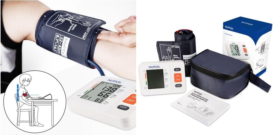 Tensiómetro brazo HPC0042 Nursal