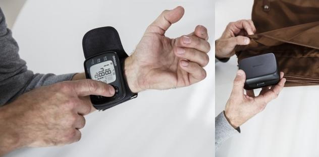 Tensiómetro de muñeca OMRON RS6