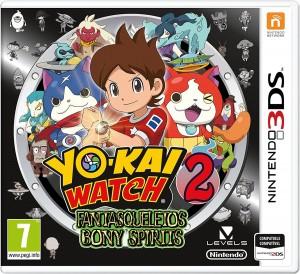 Yo-Kai Watch 2 Fantasqueletos