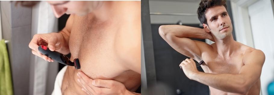 afeitadora corporal Philips BG105