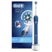 Cepillo de dientes eléctrico Oral-B PRO 2 2000N CrossAction