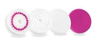 Cepillo limpiador facial Medisana FB 885 accesorios