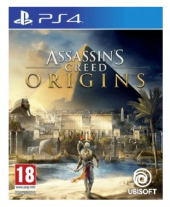 Juego Assassin's Creed Origins para PS4