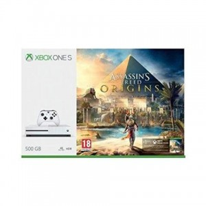 Pack Consola Xbox One S de 500 GB