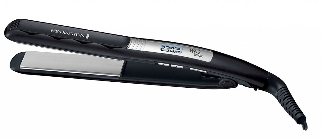 Plancha de pelo Remington S7202 Aqualisse