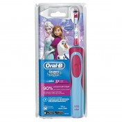 Cepillo de dientes eléctrico Oral-B Stages Power Kids diseño Frozen