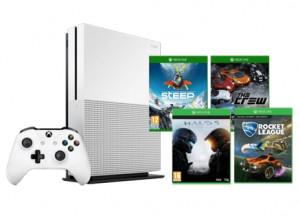 Consola Microsoft Xbox One S