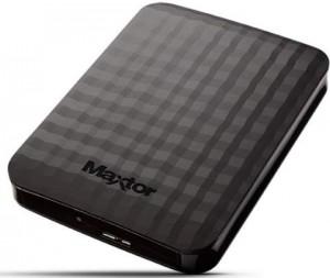 Disco duro externo Maxtor M3 de 4 TB