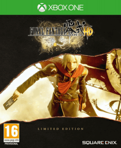Final Fantasy Type-0 HD Fr4me Limited Edition Xbox One