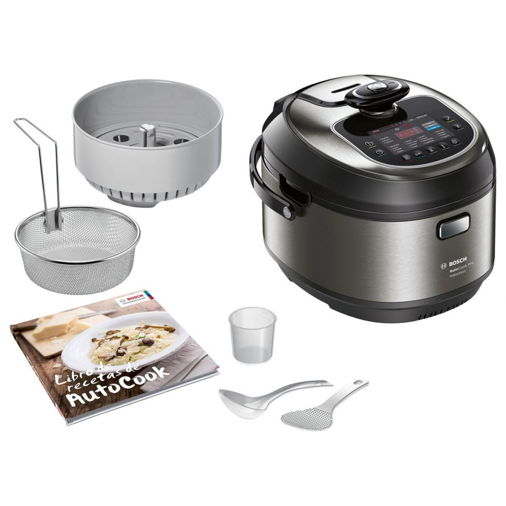 Robot de cocina Bosch MUC88B68ES AutoCook