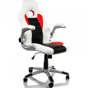 Silla Racing Sports OEM Blanca