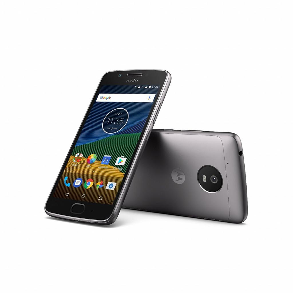 Smartphone Moto G 5ª Generación