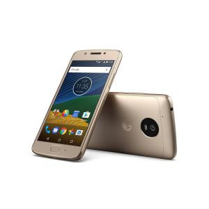 Smartphone Moto G 5ª Generación dorado