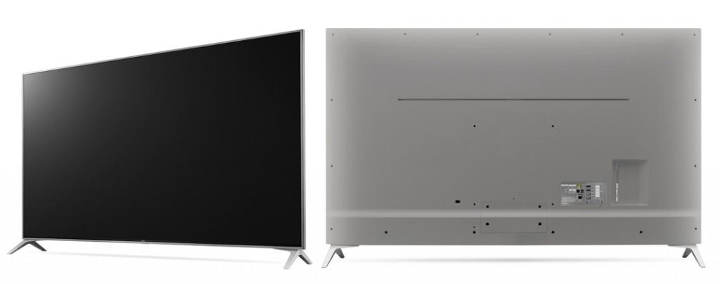 Televisor de 49 pulgadas LG 49SJ800V.AEU