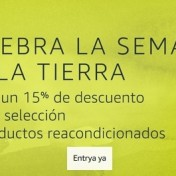 dto en selección de productos reacondicionados en Amazon