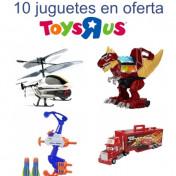10 juguetes en oferta en Toys R Us