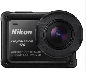 Cámara deportiva Nikon KeyMision 170