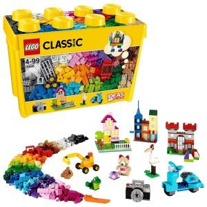 Caja de ladrillos LEGO Classic 10698