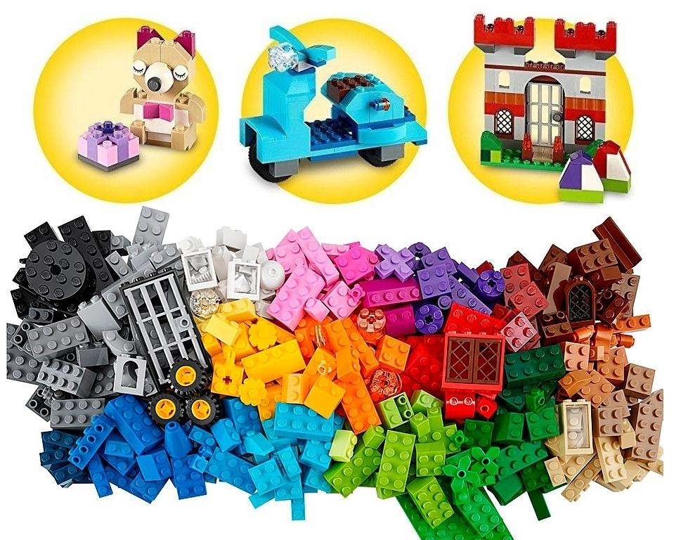 Caja ladrillos LEGO Classic
